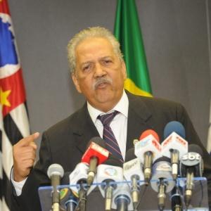O ex-prefeito de Campinas Hélio de Oliveira Santos (PDT), conhecido como Dr. Hélio