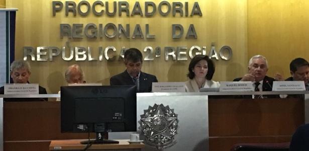 Candidatos ao cargo de PGR participam de debate no Rio
