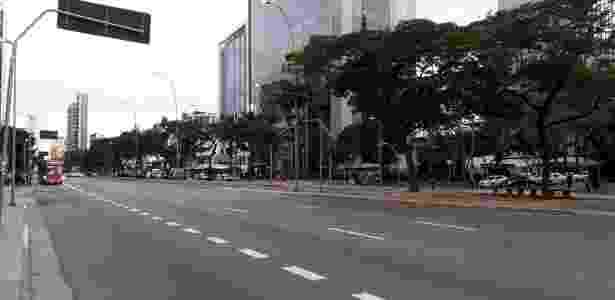 8.ago.2017 - Foto tirada com a câmera traseira do Samsung Galaxy J5 Prime - Márcio Padrão/UOL - Márcio Padrão/UOL