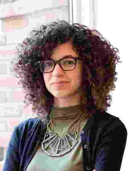 A professora Yanilda María Gonzáles, que estuda ações policiais na América do Sul - Arquivo pessoal