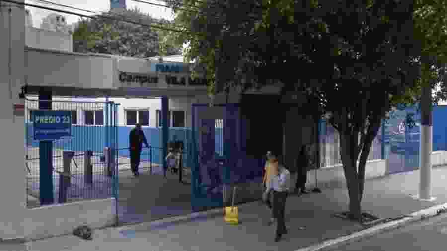 Centro Universitário FMU Campus Vila Mariana I - Reprodução/Google Maps