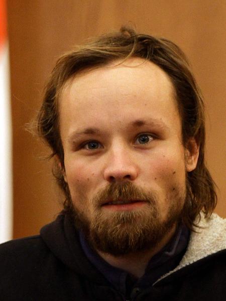 Jornalista alemão independente Billy Six - LOUAI BESHARA/AFP