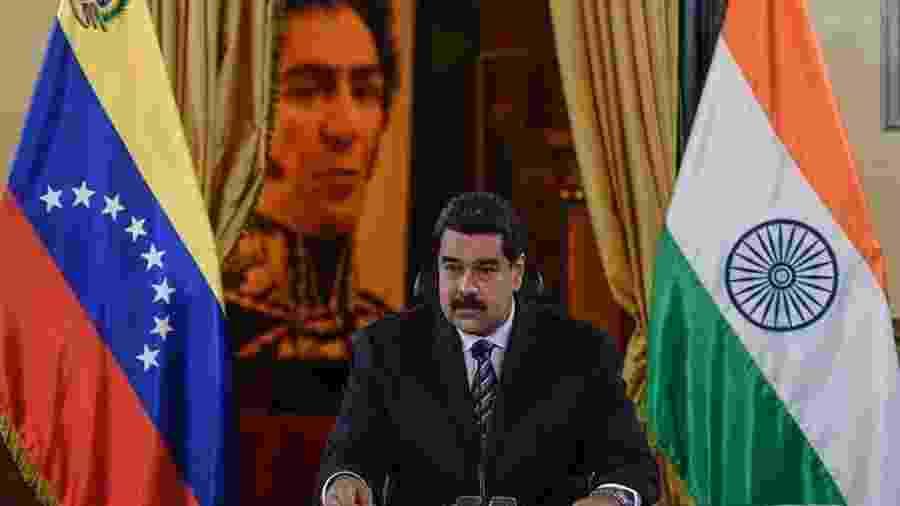 Índia se tornou a maior compradora de petróleo venezuelano - AFP