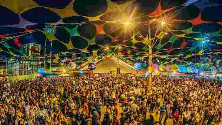 A festa de São João em Campina Grande (PB), deve bater os R$ 11 milhões em custo total - Divulgação