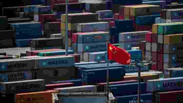 98% das compras de produtos chineses pelo Brasil em 2018 foram produtos manufaturados - Getty Images