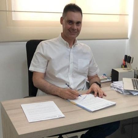 João José Pereira Filho (MDB), também conhecido como Joãozinho Pereira, prefeito de Teotônio Vilela (AL) - Divulgação/Prefeitura de Teotônio Vilela