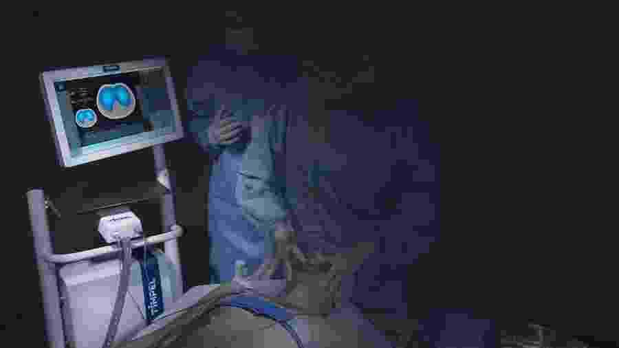 Tomógrafo por impedância elétrica desenvolvido por startup paulista permite minimizar complicações associadas à ventilação mecânica e já está sendo utilizado em hospitais na Itália, Espanha e Estados Unidos no tratamento da covid-19 - Divulgação