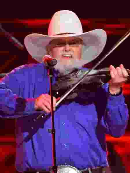 Apresentação da Charlie Daniels Band em Nashville - Harrison McClary