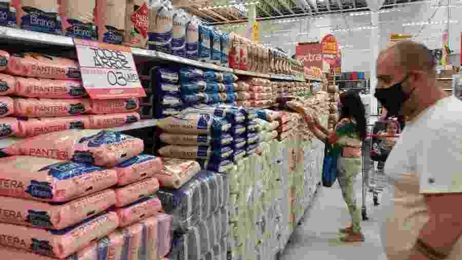 A projeção dos economistas para a inflação já está bem abaixo do centro da meta de 2020 - Alex Silva/Estadão Conteúdo
