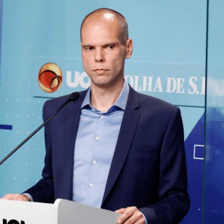 """Covas acusou seus adversários de criarem """"fake news"""" sobre informação oficial de que não há segunda onda de covid-19 em São Paulo - Mariana Pekin/UOL"""