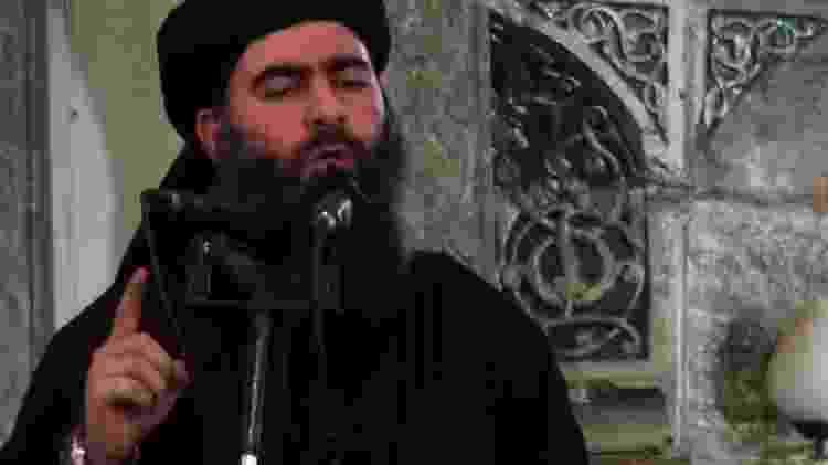 Abu Bakr al-Baghdad - AFP - AFP
