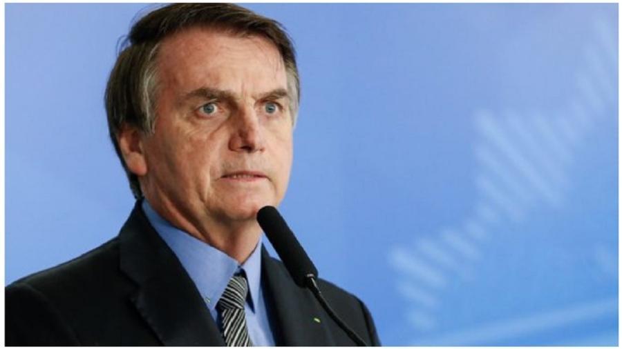 Bolsonaro mentiu durante o discurso proferido hoje, em evento virtual da cúpula do Mercosul - Alan Santos/PR