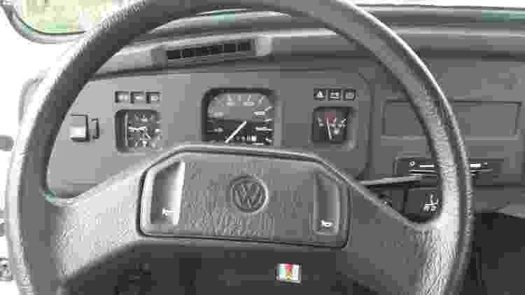 Fusca 6619 volante - Arquivo pessoal  - Arquivo pessoal
