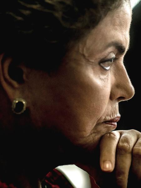 """Em entrevista ao """"the Guardan"""", Dilma Rousseff afirma que a covid-19 teria matado menos no Brasil, não fosse a atuação do presidente Bolsonaro - Tomas Munita/The New York Times"""
