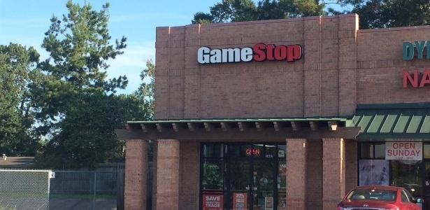 Loja da GameStop onde garotou comprou jogo de video game com droga dentro da caixa