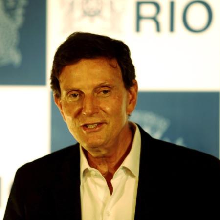 O prefeito do Rio de Janeiro Marcelo Crivella - Gabriel de Paiva/Agência O Globo