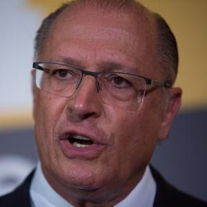 27.nov.2017 - O governador de São Paulo, Geraldo Alckmin (PSDB)