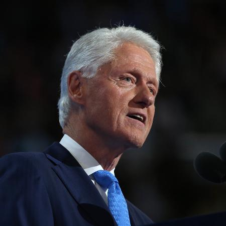 Esse será o segundo livro de James Patterson em parceria com Bill Clinton, ex-presidente dos Estados Unidos - Damon Winter/NYT