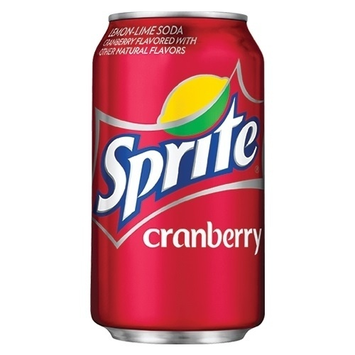 Refribox Sprite cranberry