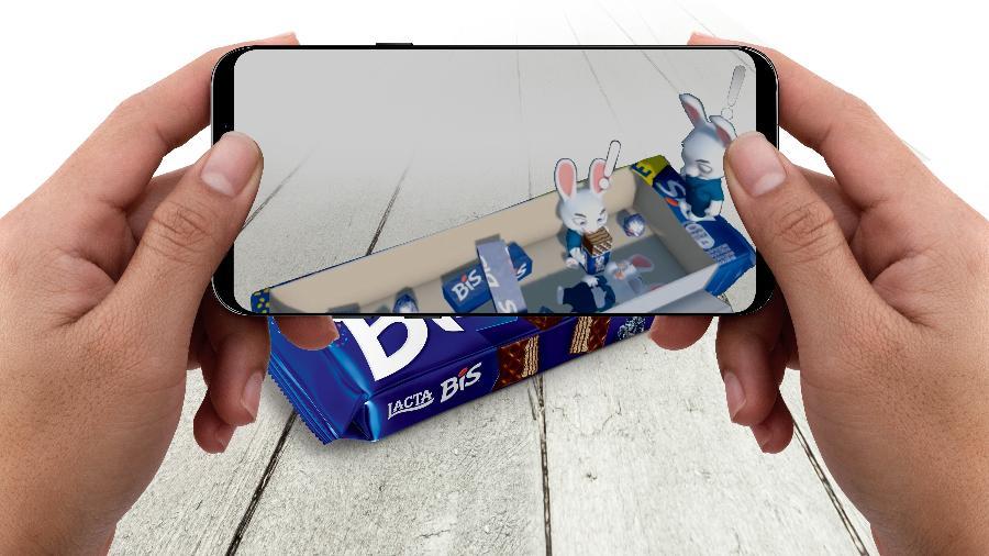 Resultado de imagem para realidade aumentada