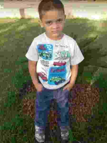 Rhuan Maicon da Silva Castro, 9, foi assassinado pela mãe no Distrito Federal - Reprodução/Facebook
