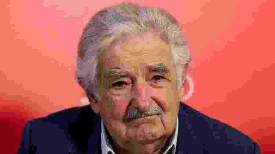 """Ex-presidente uruguaio também afirmou que a esquerda tem um problema """"congênito"""" - Tony Gentile/Reuters"""