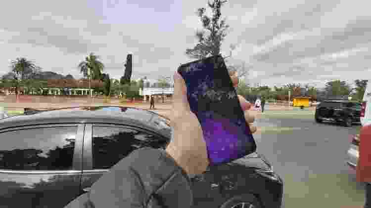 Motorola One Zoom é o primeiro celular da Motorola com quatro câmeras - Rodrigo Trindade/UOL