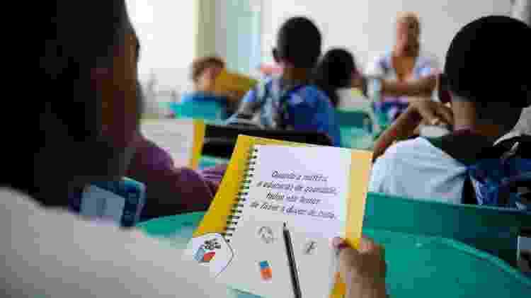 Escolaridade - Tânia Rêgo/Agência Brasil - Tânia Rêgo/Agência Brasil