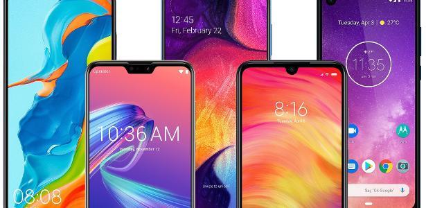 Melhores de 2019 | Veja os smartphones mais legais com preço até R$ 1.500