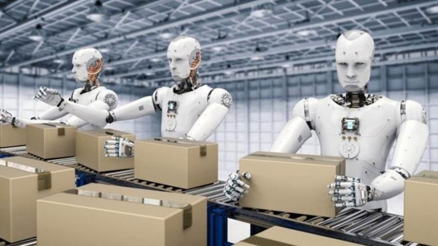 Avanço de tecnologia está permitindo que robôs desempenhem tarefas cada mais parecidas às dos humano - Getty Images