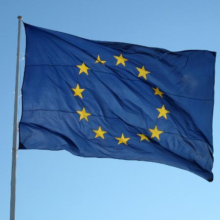 Bandeira da União Europeia - Cristina Arias/Cover/Getty Images