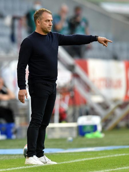 Técnico do Bayern de Munique, Hansi Flick - POOL New
