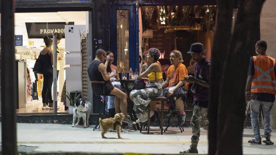 Governo de São Paulo conseguiu suspensão da liminar concedida à Abrasel-SP, que liberava a venda de bebidas alcoólicas para restaurantes associados à entidade após as 20h - Andre Porto/UOL