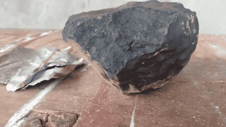 Rocha espacial encontrada pode conter pistas sobre origem da vida - Reprodução/Youtube/Dedi Hieranto - Reprodução/Youtube/Dedi Hieranto