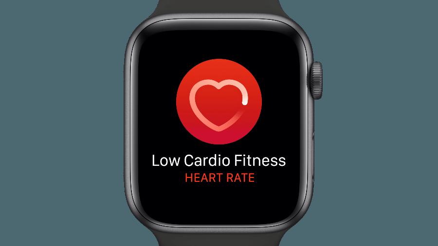 Dados são medidos a partir dos batimentos cardíacos e do índice VO2 máx - Divulgação