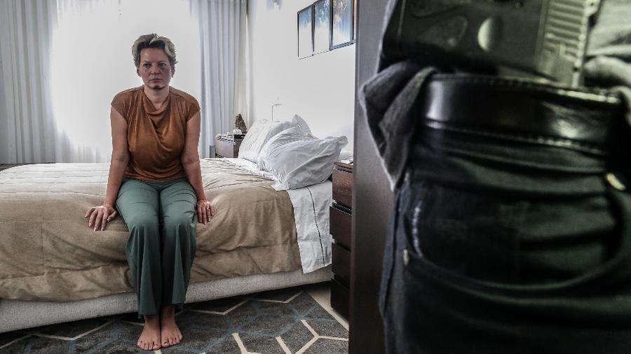 Desde a última semana, Joice Hasselmann alocou dois seguranças armados a seu apartamento funcional - GABRIELA BILó/ESTADÃO CONTEÚDO