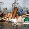 SCOTT OLSON/Getty Images via AFP