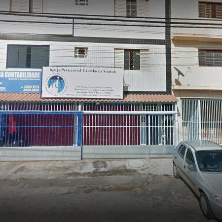 Igreja Pentecostal Caminho da Verdade foi condenada a pagar R$ 2 mil por danos morais à vizinha  - Google Street View/Reprodução