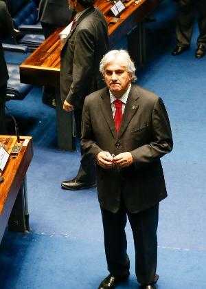 O senador Delcídio do Amaral