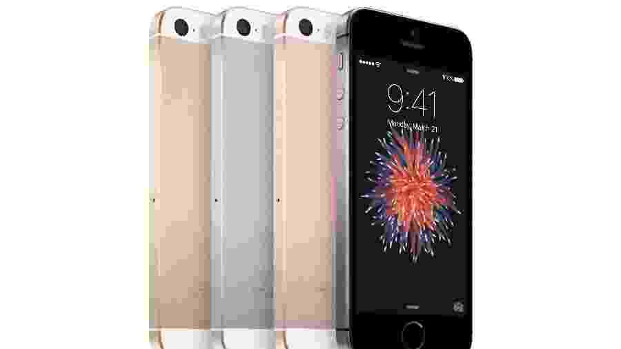 iPhone SE - Divulgação