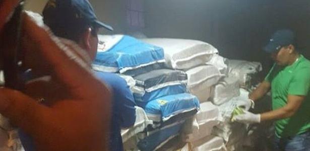 Polícia do Paraguai acredita que cédulas seriam usadas na falsificação de dólares