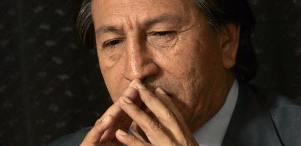 Ex-presidente peruano Alejandro Toledo - Xinhua/John Gibbins/U-T San Diego/Zumapress