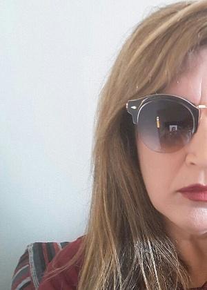 A psicóloga Venilce Santos de Oliveira, acolhida em programa de proteção à testemunha - Flávio Ilha/UOL