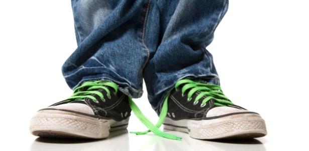 Todo laço de sapato será desfeito naturalmente - mais cedo ou mais tarde