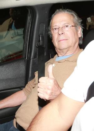 Dirceu foi solto por habeas corpus do STF e voltou a morar em seu apartamento, no bairro Sudoeste, em Brasília