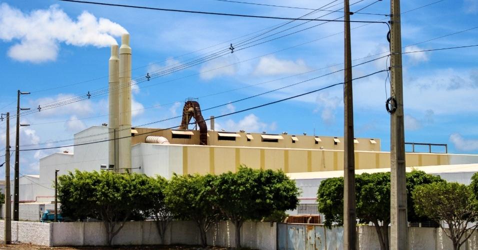 O polo cimenteiro é o principal fomentador de empregos no município do Conde (PB)