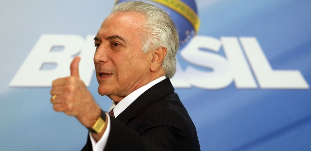 Presidente Temer fará pronunciamento no Palácio do Planalto