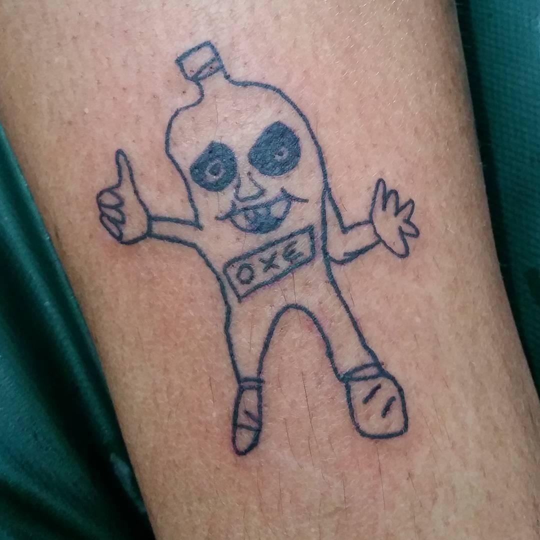 Tatuadora Faz Sucesso Com Imagens Malfeitonas Qualidade