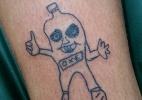 Smartphone simula tatuagem para ajudar na sua escolha; veja passo-a-passo (Foto: Reprodução/Instagram)