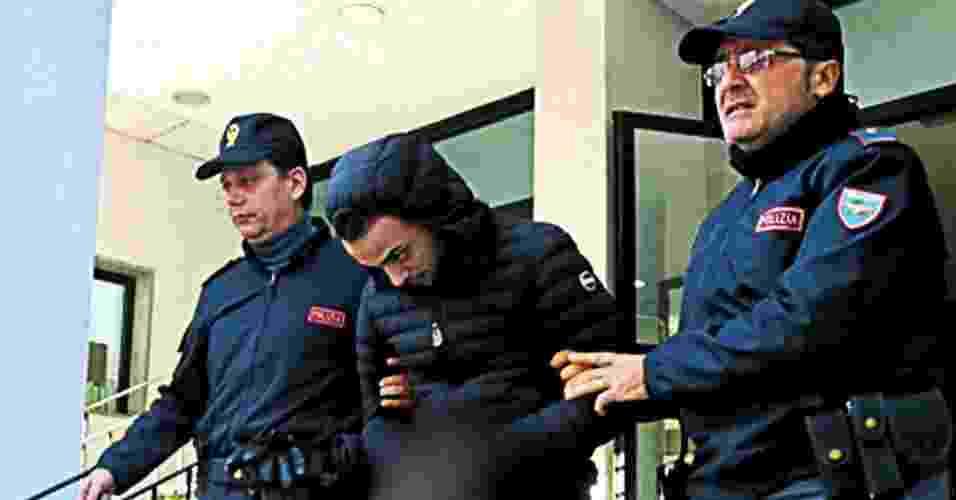 Divulgação/Polícia da Itália